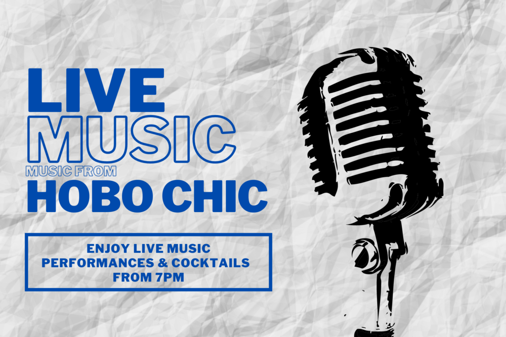 Live Music Evening with Hobo Chic